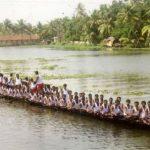 Snake Boat Kerela