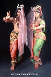 Most Ardhanareeshwaram solo dances