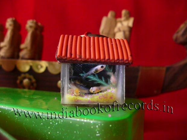 Smallest Aquarium India Book Of Records