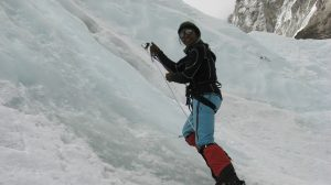 FIRST TRIBAL WOMAN TO SUMMIT THE MOUNT EVEREST
