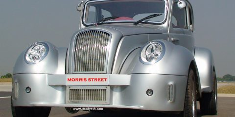 INDIA'S FIRST SUPER LUXURY, HOT ROD, STREET ROD, MUSCLE CAR, CUSTOM CAR MANUFACTURING COMPANY