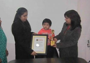 YOUNGEST TO RECALL MULTIPLICATION TABLES