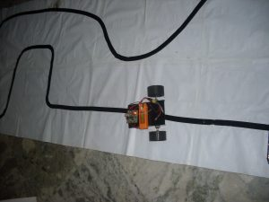 YOUNGEST TO MAKE LINE FOLLOWER ROBOT