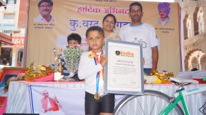 LONGEST CYCLING MARATHON